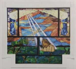The Baptistery Window